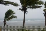 High Winds at Beach